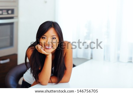 Portrait of a y - stock photo