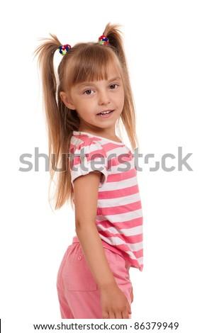 Little Girl Need Pee Isolated On Stock Foto 140270977 ... - photo #44