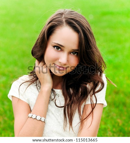 Teenage girls stock images royalty free images vectors for Teenage beautiful girls