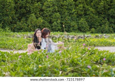 Philipino asian brunette lesbians girls