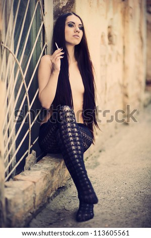 Free latina mature pics