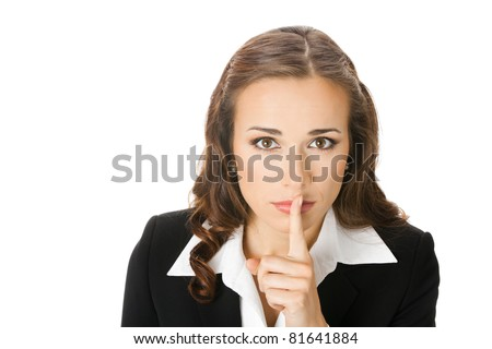 Quiet Please Stock Images Royalty Free Images Amp Vectors