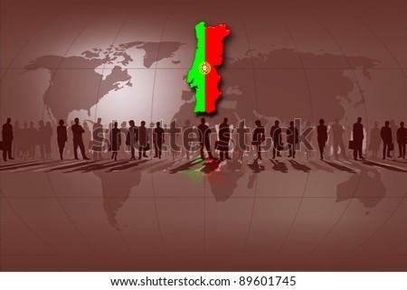 Portugal - stock photo
