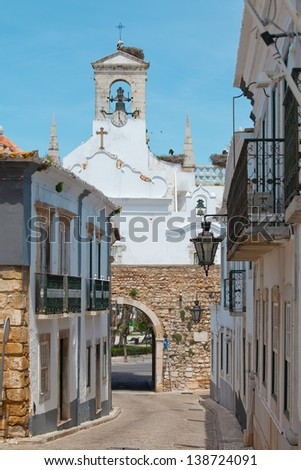 Portugal - Algarve - Faro - stock photo