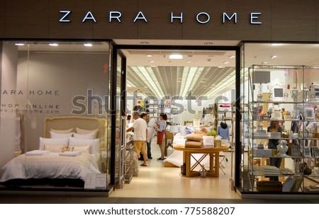Portugal algarve portimao zara home store stock photo royalty free 775588207 shutterstock - Zara home portugal ...