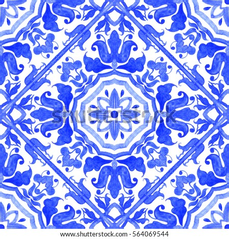 blue and white gorgeous seamless patterns for wallpaper