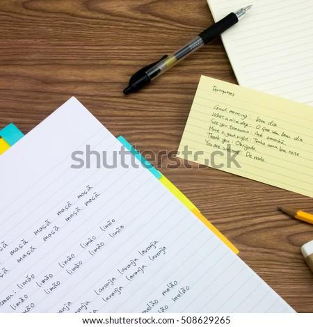 Useful portuguese essay phrases