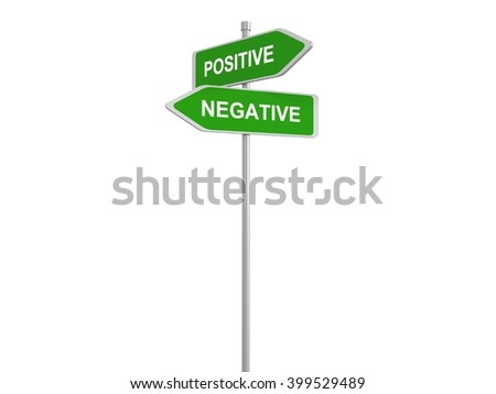 Positive or negative thinking