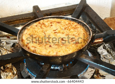 Spanish Omelette Stock Images Royalty Free Images