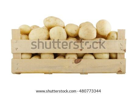 stock-photo-potatoes-in-wooden-crate-iso