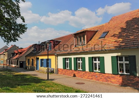 Potsdam-Babelsberg - stock photo