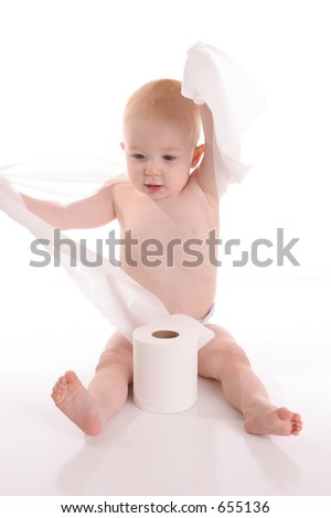 Potty Train one