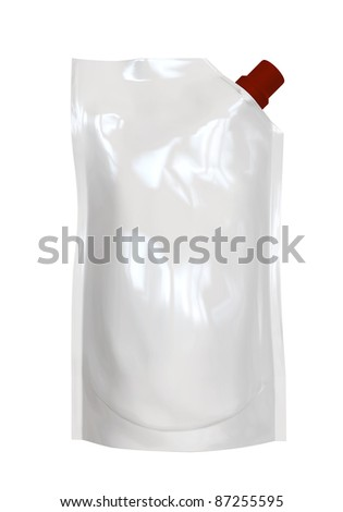 Pouch 300 g - stock photo