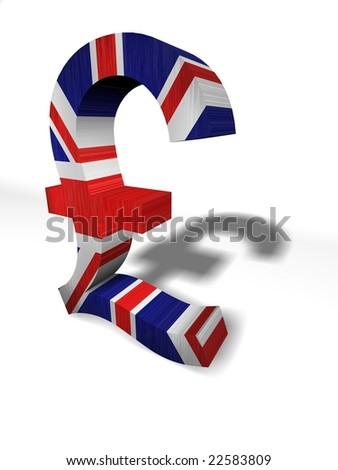 pound - stock photo