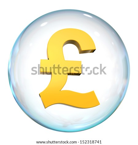 Pound Currency Bubble