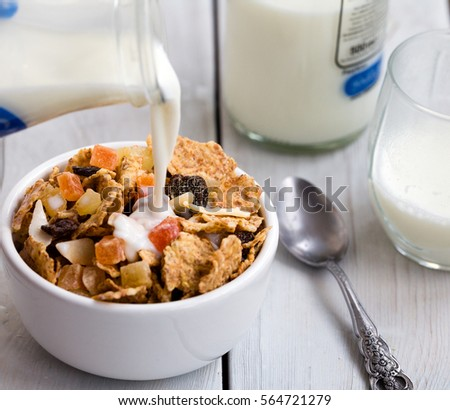 Cereals Stock Images, Royalty-Free Images & Vectors | Shutterstock