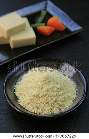 Powder tofu