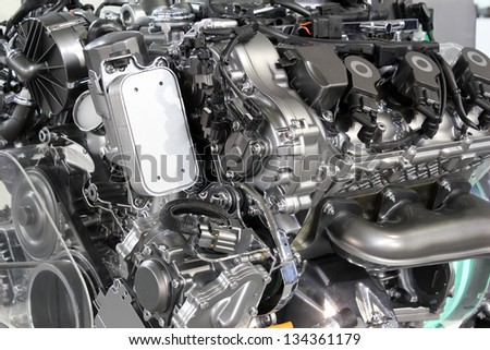 power car engine new technology