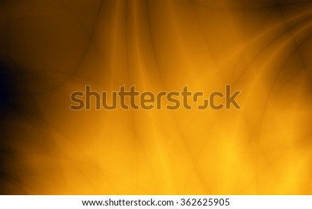 Power luxury elegant texture golden background - stock photo