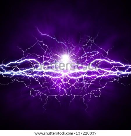 Power of light. Abstract environmental backgrounds - stock photo