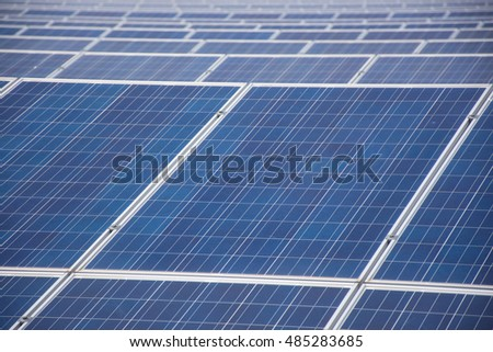 Power Panel Solar Cell Equipment