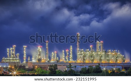 power plant night time use steam process from gas nature
