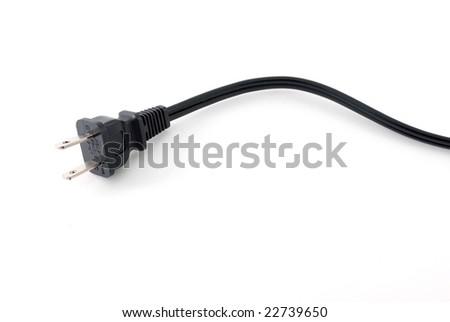 Power Plug - stock photo
