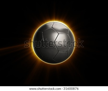 Power Soccer Football Flare