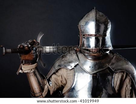 Helmet Sword With Sword And Helmet