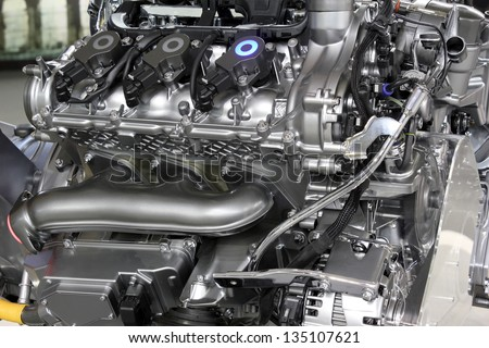 powerful v6 car engine new technology