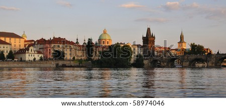 Prague (Charles bridge)