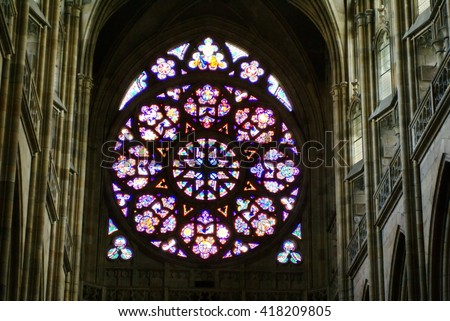 Round Church Stock Images Royalty Free Vectors