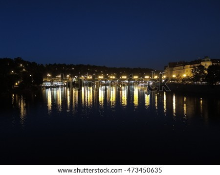 Prague is the capital of the Czech Republic. political and cultural center of Bohemia. Its historic center was included in the Unesco World Heritage . Charles bridge