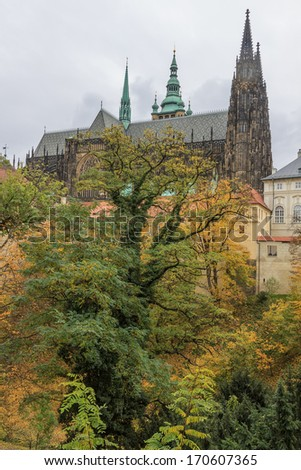 Prague, Old Town, Czech Republic