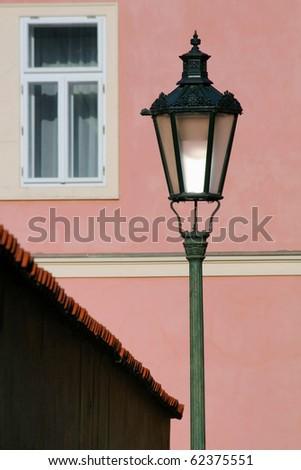 Baroque Sculpture Troja Mansion Prague Stock Photo 5473828