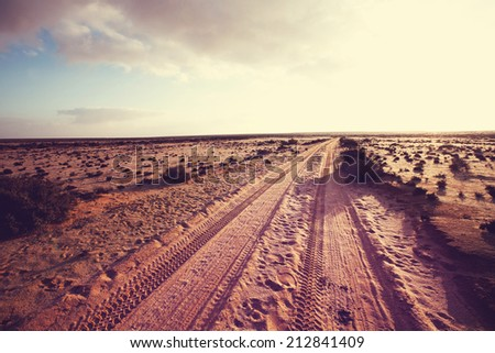 Prairie  landscapes - stock photo