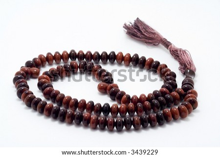 Prayer Beads - stock photo