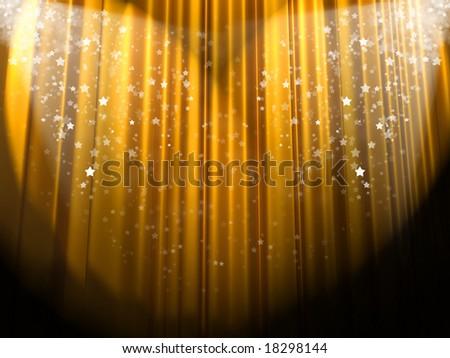 Premiere - stock photo