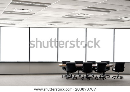 prepare for meeting - stock photo