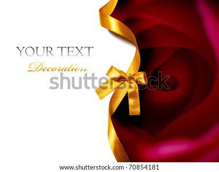 Present card - stock photo