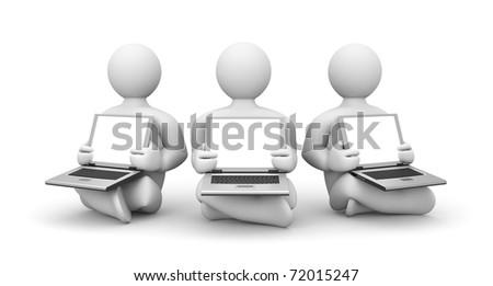 Presentation - stock photo