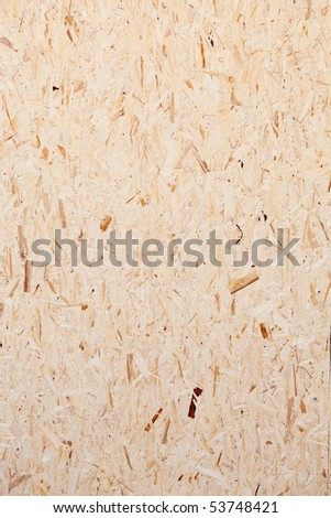 Pressed plywood texture - stock photo