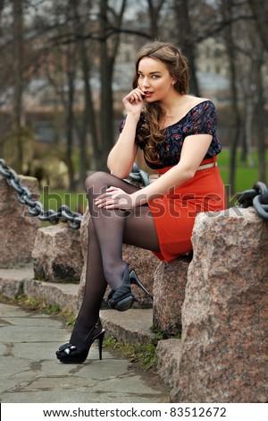Woman Laughing Beautiful Russian Woman 34