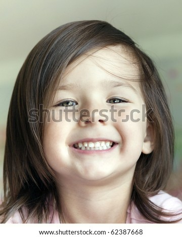 Pretty Girl - stock photo
