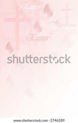 easter stationary
