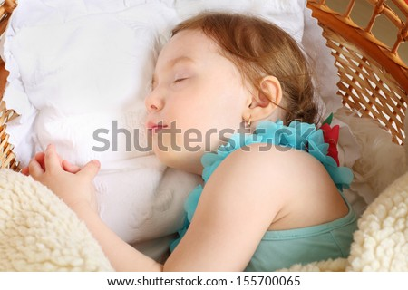 Asian Newborn Baby Drinking Milk Bottle Stock Photo