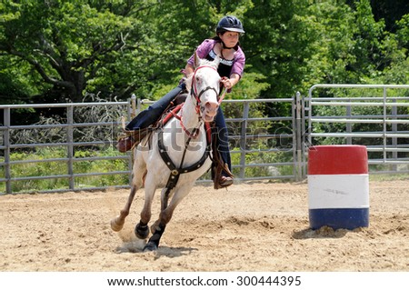 Barrel Racing Stock Images Royalty Free Images Amp Vectors