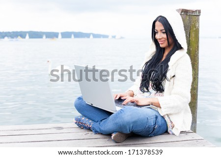Pretty Woman - stock photo