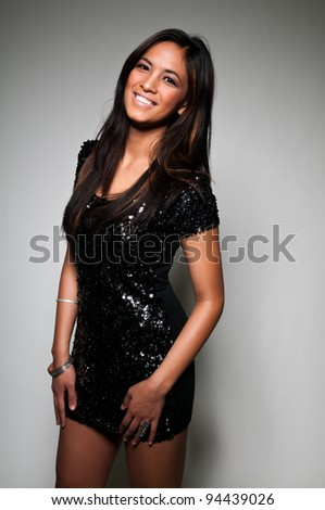 http://thumb7.shutterstock.com/display_pic_with_logo/5056/5056,1328500510,19/stock-photo-pretty-young-asian-woman-in-a-sequined-black-dress-94439026.jpg