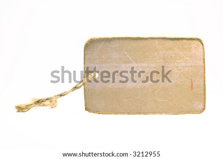 PriceTag - stock photo